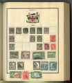 Historical Stamps from the Island Country of Jamaica
