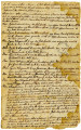 Last Will and Testament of John Cooke