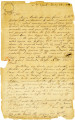 Letter Concerning the Capture of a Black Woman