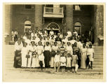 Group Photo of Women at the Tuskegee Institute